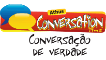 Ícone Athus Conversation Time