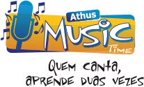 Ícone Athus Music Time