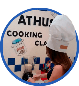 Athus Real Life - Inglês Athus