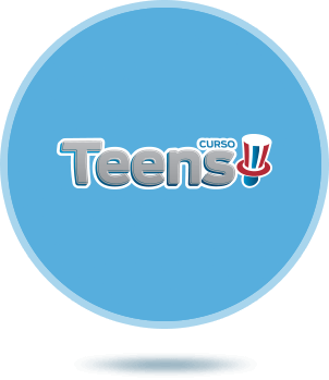 Logo Teens - Inglês Athus