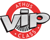 Logo Vip Lab - Inglês Athus