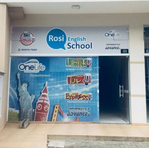 História da escola ROSI ENGLISH SCHOOL de Barra velha/SC