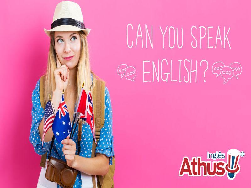 SPEAK ENGLISH pode te ajudar a chegar aonde você sempre sonhou!