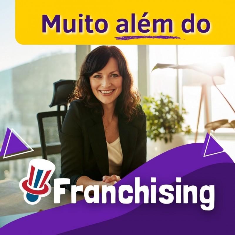 Muito Além do Franchising!